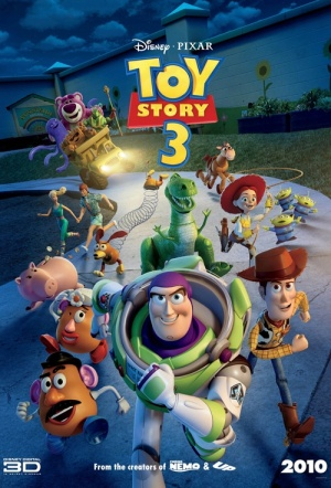 Toy Story 3 Film Poster