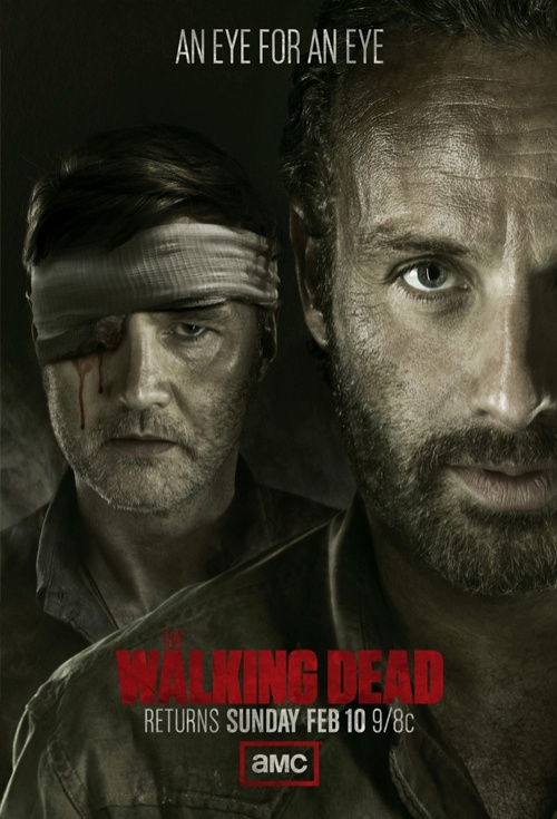 The Walking Dead: Season 3 Film Poster