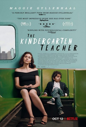 The Kindergarten Teacher (2018) Film Poster