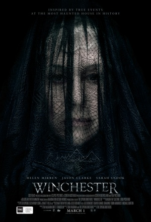Winchester: The House that Ghosts Built Film Poster