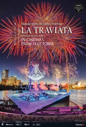 Opera Australia: La Traviata on Sydney Harbour