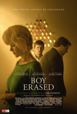 Boy Erased Film Poster