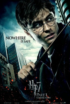 Harry Potter and the Deathly Hallows: Part I Film Poster