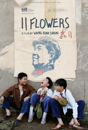 11 Flowers Film Poster
