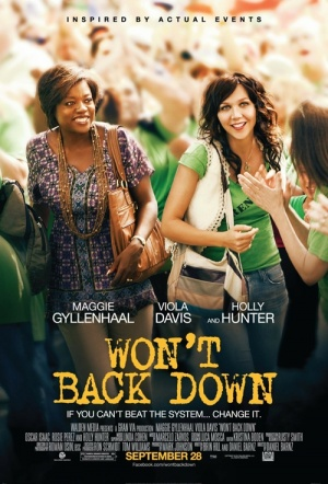Won't Back Down Film Poster