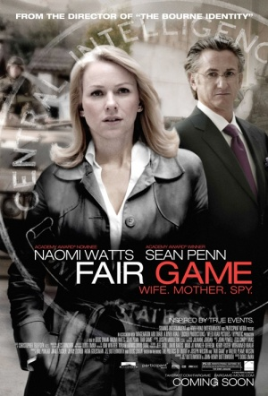 Fair Game Film Poster