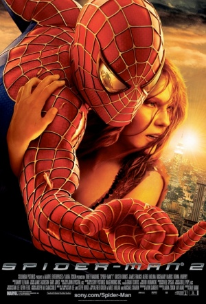 Spider-Man 2 Film Poster