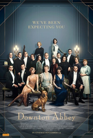 Downton Abbey Film Poster