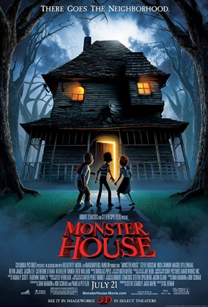Monster House Film Poster