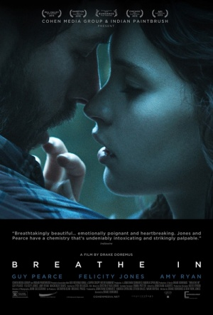 Breathe In Film Poster