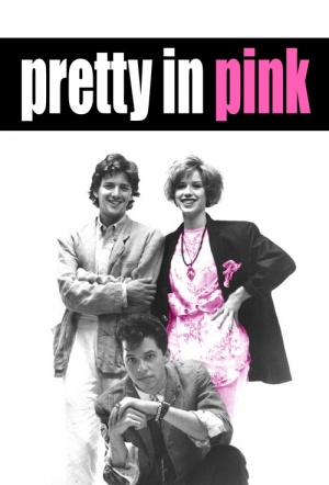 Pretty in Pink Film Poster
