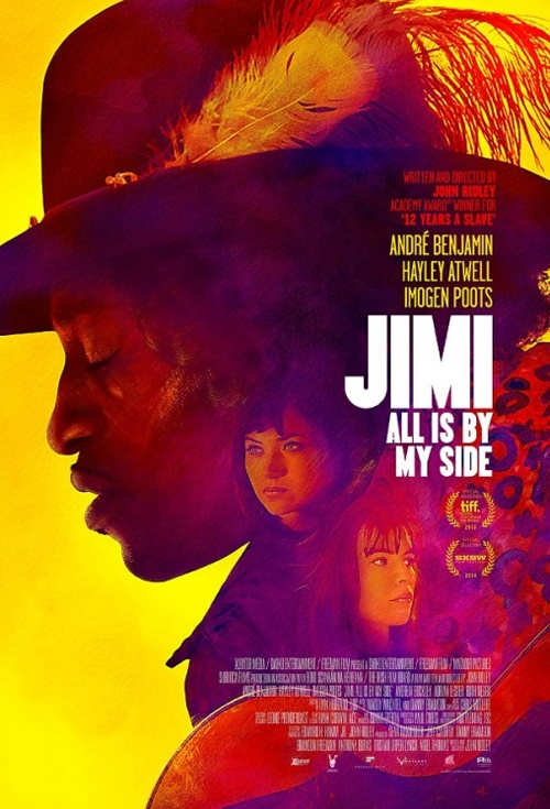 Jimi: All Is By My Side Film Poster