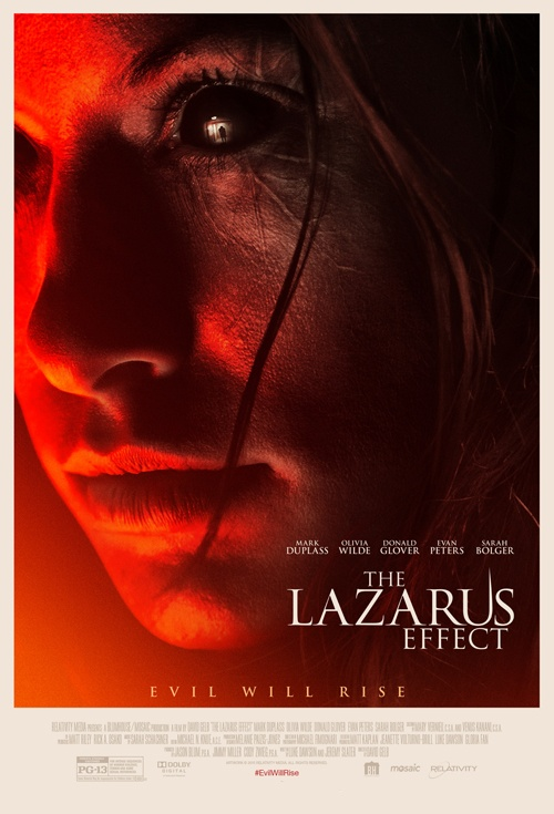 The Lazarus Effect Film Poster