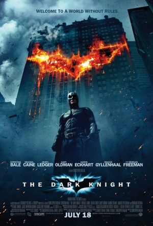 The Dark Knight Film Poster