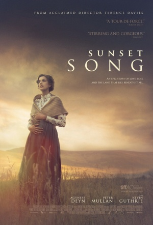 Sunset Song Film Poster