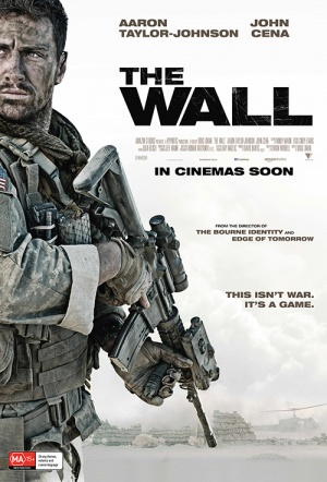 The Wall Film Poster