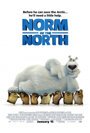 Norm of the North Film Poster