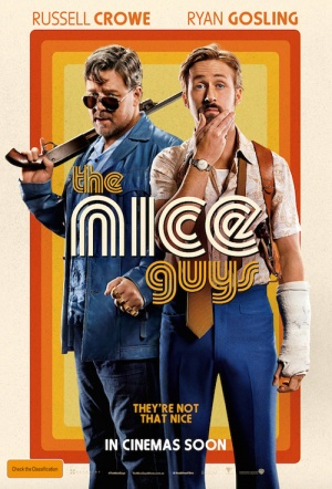 The Nice Guys Film Poster