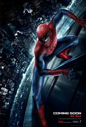 The Amazing Spider-Man Film Poster