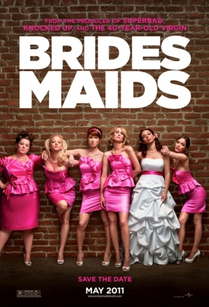 Bridesmaids Film Poster