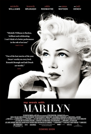 My Week with Marilyn Film Poster