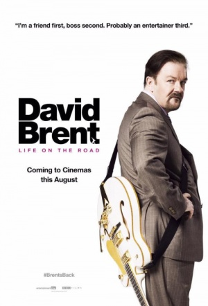 David Brent: Life on the Road Film Poster