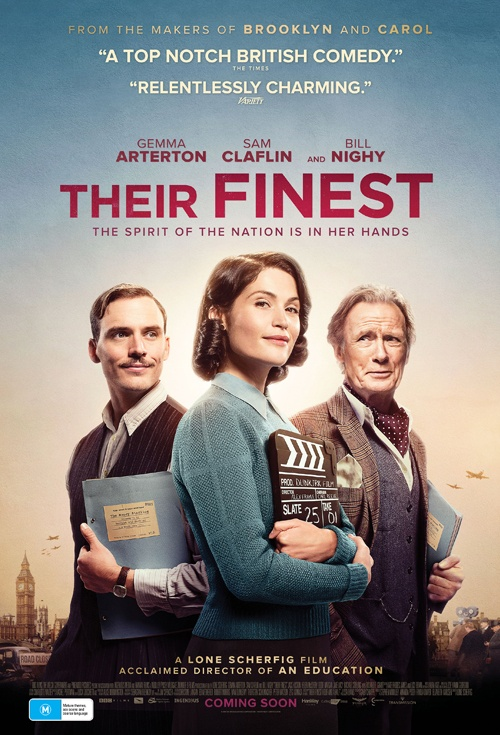 Image result for their finest movie