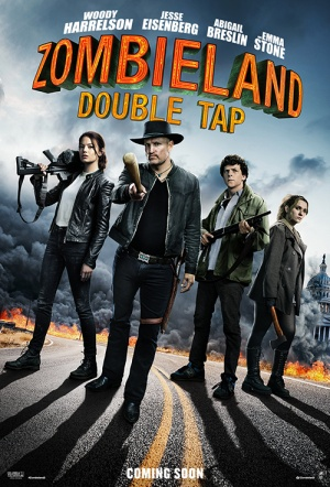Zombieland: Double Tap Film Poster