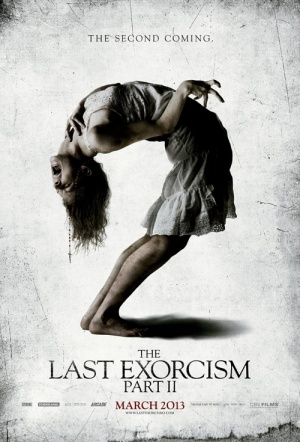 The Last Exorcism Part II Film Poster