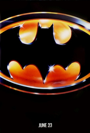 Batman (1989) Film Poster