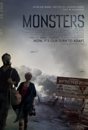 Monsters Film Poster