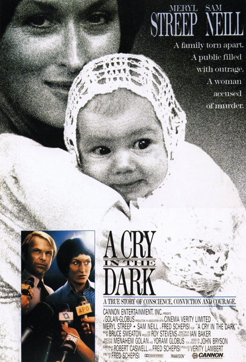 A Cry in the Dark Film Poster