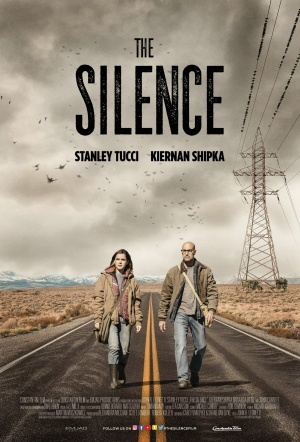 The Silence (2019) Film Poster