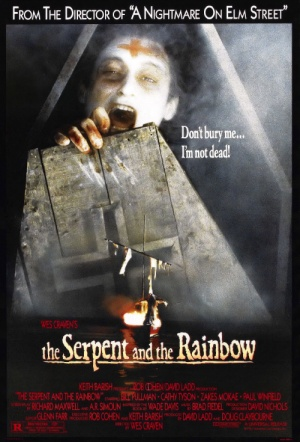 The Serpent and the Rainbow Film Poster