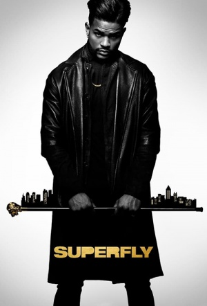 Superfly Film Poster