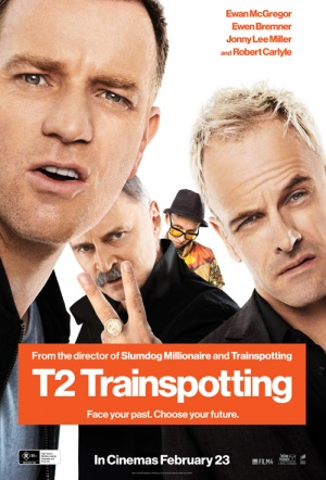 T2: Trainspotting Film Poster