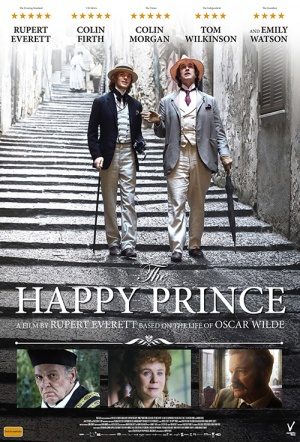 The Happy Prince Film Poster