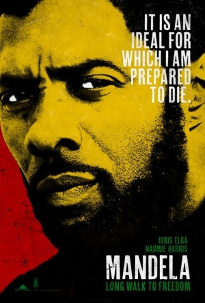 Mandela: Long Walk to Freedom Film Poster