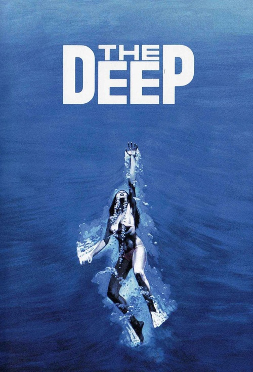 The Deep (1977) Film Poster