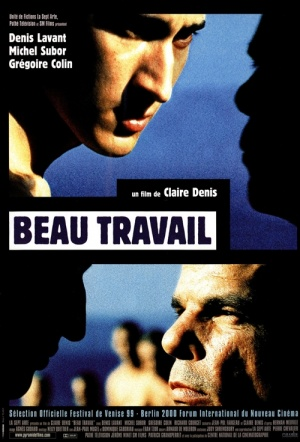 Beau Travail Film Poster