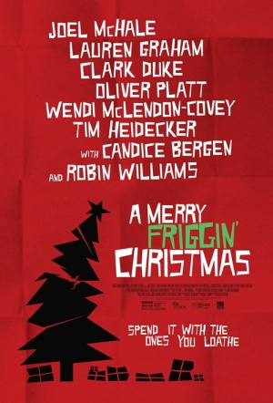 A Merry Friggin' Christmas Film Poster