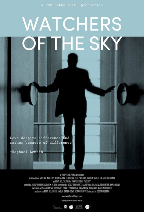 Watchers of the Sky Film Poster