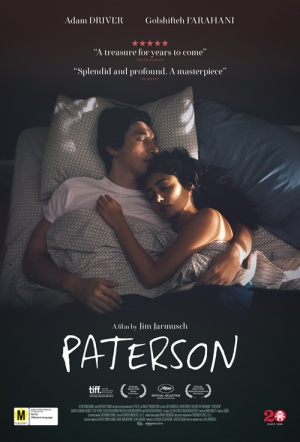 Paterson Film Poster