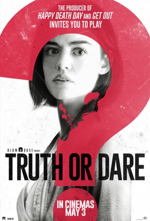 Blumhouse's Truth or Dare Film Poster