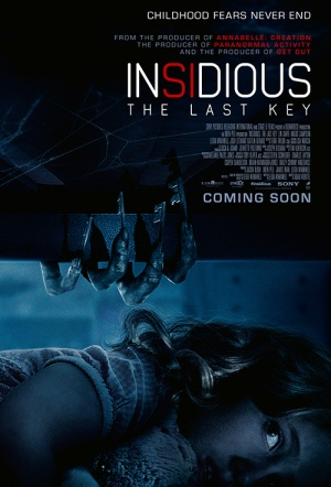 Insidious: The Last Key Film Poster