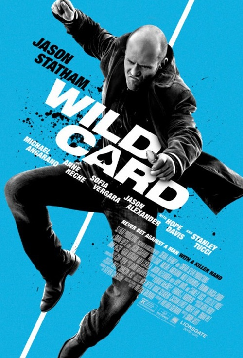 Wild Card Film Poster