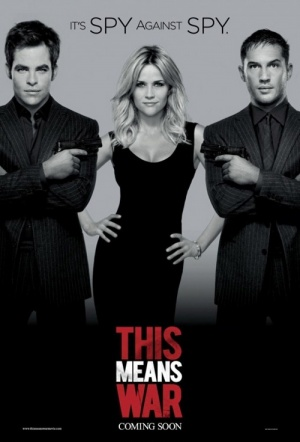 This Means War Film Poster