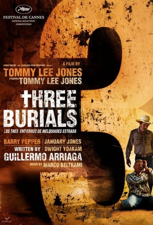 The Three Burials of Melquiades Estrada Film Poster