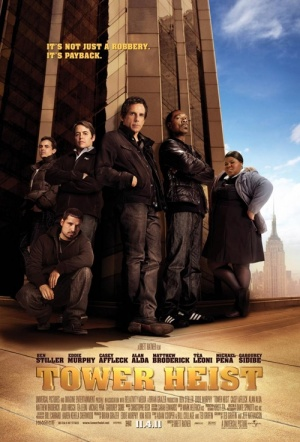 Tower Heist Film Poster