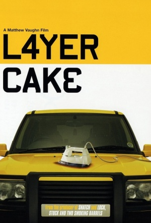 Layer Cake Film Poster